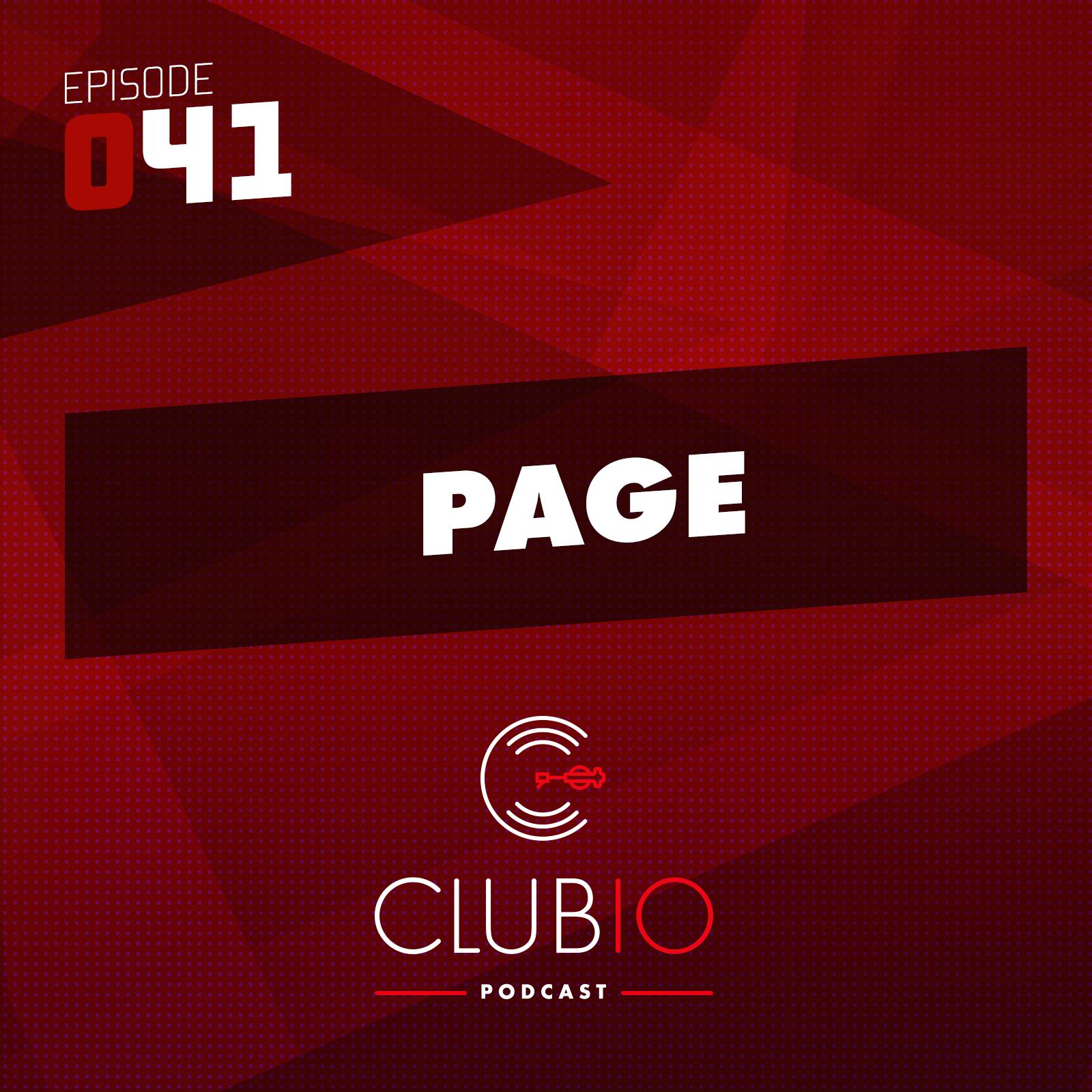 Clubio Podcast 041 - DJ Spage