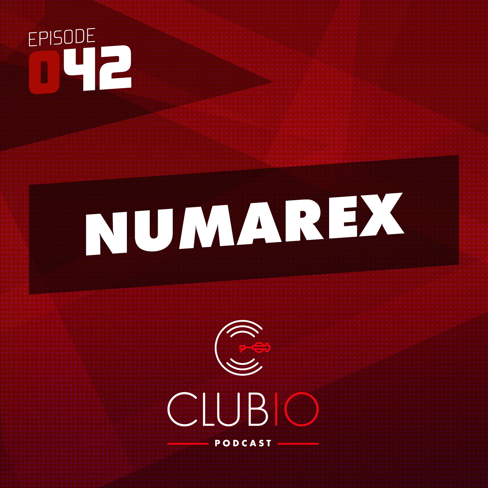 Clubio Podcast 042 - Numarex